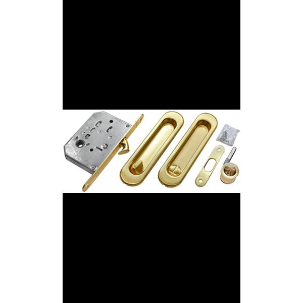 Комплект для раздвижных дверей MHS150 WC SG