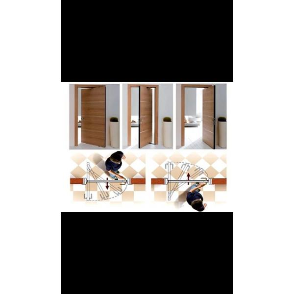 Комплект для двери ширина двери от 565 до 915 мм. высота двери - от 1700 до 2484 мм
