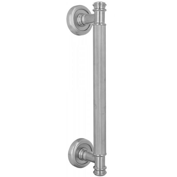 Дверная ручка скоба Extreza Benito S (Бенито) R01 матовый хром F05