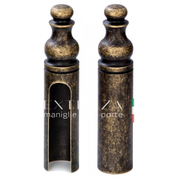 Колпачок декоративный для ввертной петли Extreza 501 D14 античная бронза F23