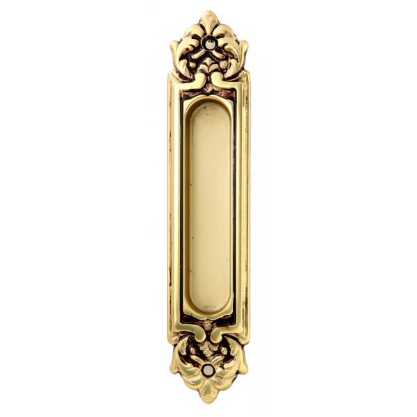 Ручка купе Extreza CLASSIC P601 французское золото + коричневый F59 (1шт)